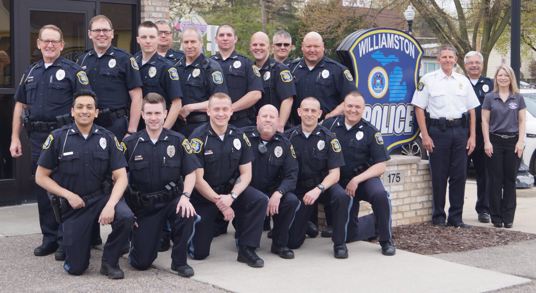 Williamston City Departments Police Department